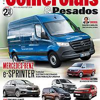 Revista Carros Comerciais & Pesados