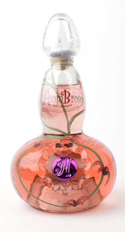 Asombroso reposado -- Image originally appeared in the Tequila Matchmaker: http://tequilamatchmaker.com