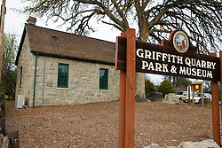 Griffith Quarry Park and Museum, Penryn, California, United States of America