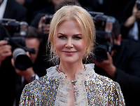 Actress Nicole Kidman How To Talk To Girls At Parties gala screening at the 70th Cannes Film Festival Sunday 21st May 2017, Cannes, France. Photo credit: Doreen Kennedy