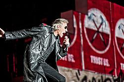 Roger Waters performs at AT&T Ballpark in San Francisco, CA.  May 11, 2012 ©Tom Tomkinson / Retna Ltd.