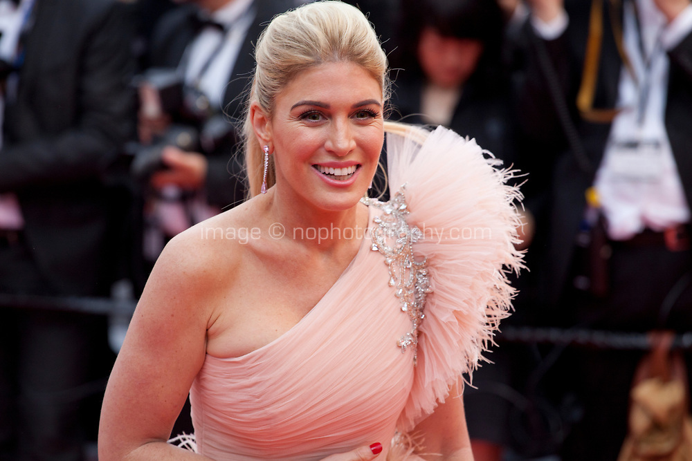Hofit Golan at the Opening Ceremony and The Dead Don't Die gala screening at the 72nd Cannes Film Festival Tuesday 14th May 2019, Cannes, France. Photo credit: Doreen Kennedy