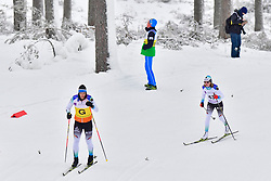 WALTER Leonie Maria Guide: WAGNER Frank, GER, B2 at the 2018 ParaNordic World Cup Vuokatti in Finland
