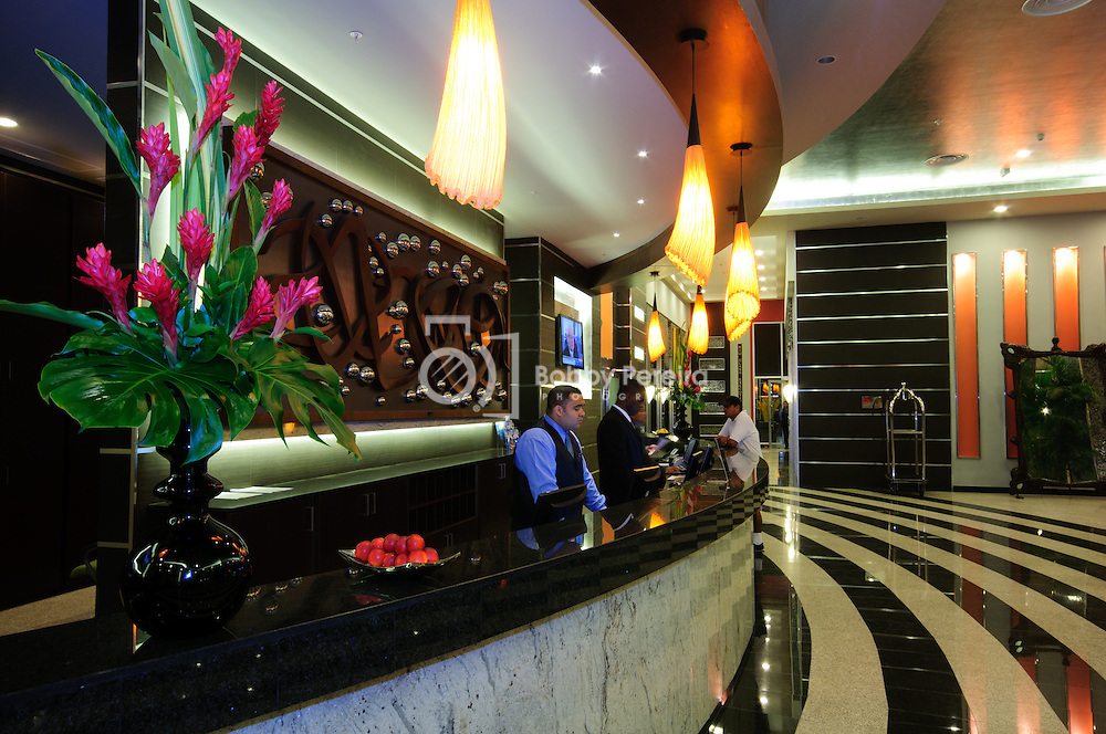 Hotel RIU Panama Plaza located in Panama City, Calle 50.
