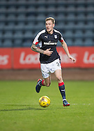 Dundee&rsquo;s Kevin Holt - Dundee v Ross County in the Ladbrokes Scottish Premiership at Dens Park, Dundee. Photo: David Young<br /> <br />  - &copy; David Young - www.davidyoungphoto.co.uk - email: davidyoungphoto@gmail.com