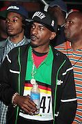 "June 3, 2012-Philadelphia, PA-United States : Legendary Hip Hop Recording Artist Rakim attends the 5th Annual ROOTS Picnic held at Festival Pier at Penn's Landing in Philadelphia, PA on June 3, 2012 in Philidelphia, PA. The Roots is an American hip hop/neo soul band formed in 1987 by Tariq ""Black Thought"" Trotter and Ahmir ""Questlove"" Thompson in Philadelphia, Pennsylvania. They are known for a jazzy, eclectic approach to hip hop which includes live instrumentals. (Photo by Terrence Jennings)"