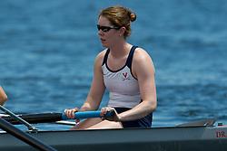 May 30, 2010; Sacramento, CA, USA; during the Division I 2010 NCAA Women's Rowing Championships at the Sacramento State Aquatic Center.