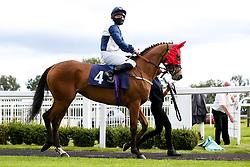 Lovers' Gait ridden by L P Keniry trained by Daniel Kulbler - Mandatory by-line: Robbie Stephenson/JMP - 06/08/2020 - HORSE RACING - Bath Racecourse - Bath, England - Bath Races