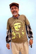 Man in Holguin, Cuba.