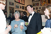 GRAYSON PERRY; DAME ANTONIA BYATT; GEORGE OSBORNE;  FRANCES OSBORNE;, Royal Academy Annual Dinner 2013. Piccadilly. London. 4 June 2013.