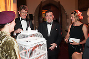 BRIAN KENNELLY; PETER GRIFFIN; STARLA GRIFFIN, The Secret Winter Gala in aid of Save the Children and sponsored by Bulgari. Guildhall. London. 26 November 2013
