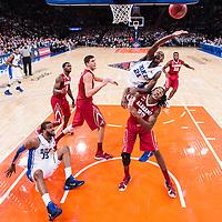 The Alabama Crimson Tide take on the Duke Blue Devils during the NIT Season Tip Off at Madison Square Garden on Wednesday night, November 27, 2013.<br /> Ben Solomon/Alabama Athletics