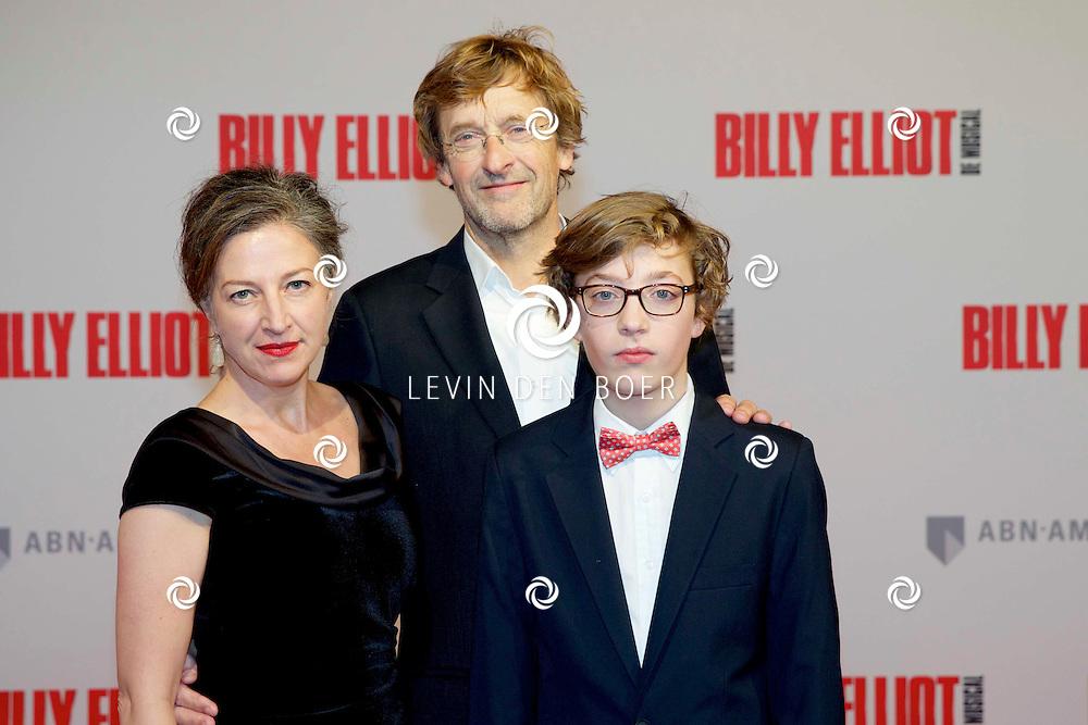 DEN HAAG - In het Afas Theater is de Nederlandse Premiere van Billy Eliot. Met hier op de foto