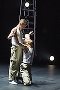 The BBC presents the Grand Final of  BBC Young Dancer 2015 at Sadler's Wells Theatre, London. Picture features: Connor Scott