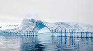 The iceberg graveyard, Pleneau Bay, Antarctic Peninsula