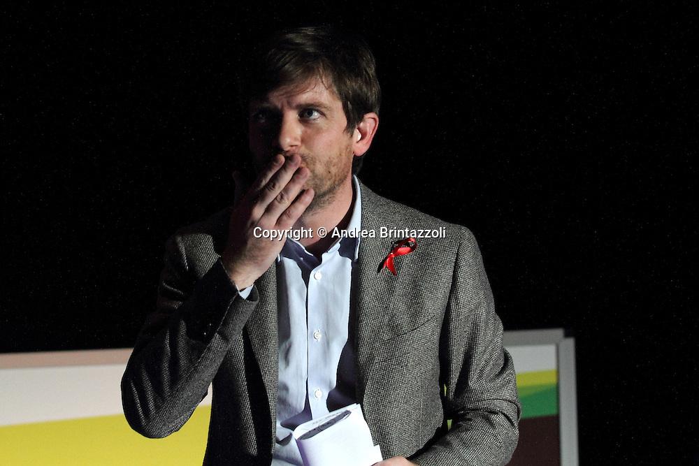 Bologna, 01 Dicembre 2013. Il PD la pensa come te. #Civati.<br /> Pippo Civati.
