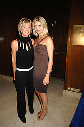 Left to right, WENDY KIDD and her daughter The COUNTESS OF MORNINGTON at a dinner to promote the Holders Season in Barbados held at The Four Seasons Hotel, Hamilton Place, London W1 on 30th January 2008.<br /><br />NON EXCLUSIVE - WORLD RIGHTS (EMBARGOED FOR PUBLICATION IN UK MAGAZINES UNTIL 1 MONTH AFTER CREATE DATE AND TIME) www.donfeatures.com  +44 (0) 7092 235465