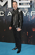 May 9, 2016 -  David Furnish attending 'X-Men Apocalypse' Global Fan Screening at BFI Imax in London, UK.<br /> ©Exclusivepix Media