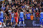 DESCRIZIONE : Campionato 2014/15 Dinamo Banco di Sardegna Sassari - Olimpia EA7 Emporio Armani Milano Playoff Semifinale Gara3<br /> GIOCATORE : Shane Lawal<br /> CATEGORIA : Ritratto Esultanza Tifosi Pubblico Spettatori<br /> SQUADRA : Dinamo Banco di Sardegna Sassari<br /> EVENTO : LegaBasket Serie A Beko 2014/2015 Playoff Semifinale Gara3<br /> GARA : Dinamo Banco di Sardegna Sassari - Olimpia EA7 Emporio Armani Milano Gara4<br /> DATA : 02/06/2015<br /> SPORT : Pallacanestro <br /> AUTORE : Agenzia Ciamillo-Castoria/L.Canu