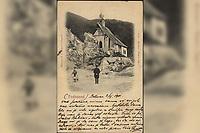 Podsused.  <br /> <br /> ImpresumZagreb : Papirnica F. X. Hribara, [1901].<br /> Materijalni opis1 razglednica : tisak ; 14 x 9 cm.<br /> Korporativni suradnikMosinger & Breyer<br /> NakladnikPapirnica F. X. Hribar<br /> Mjesto izdavanjaZagreb<br /> Vrstavizualna građa • razglednice<br /> ZbirkaGrafička zbirka NSK • Zbirka razglednica<br /> Formatimage/jpeg<br /> PredmetZagreb –– Podsused<br /> SignaturaRZG-PODSU-8<br /> Obuhvat(vremenski)19. stoljeće • 20. stoljeće<br /> NapomenaRazglednica je putovala 1901. godine • Poleđina razglednice namijenjena je samo za adresu. • Razglednica je tiskana po fotografiji Ateliera Mosinger i Breyer.<br /> PravaJavno dobro<br /> Identifikatori000955008<br /> NBN.HRNBN: urn:nbn:hr:238:582441 <br /> <br /> Izvor: Digitalne zbirke Nacionalne i sveučilišne knjižnice u Zagrebu