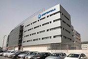 Motorola Israel New Headquarters building at Airport City Industrial Zone, Israel