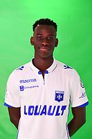 Moussa Diallo of Auxerre