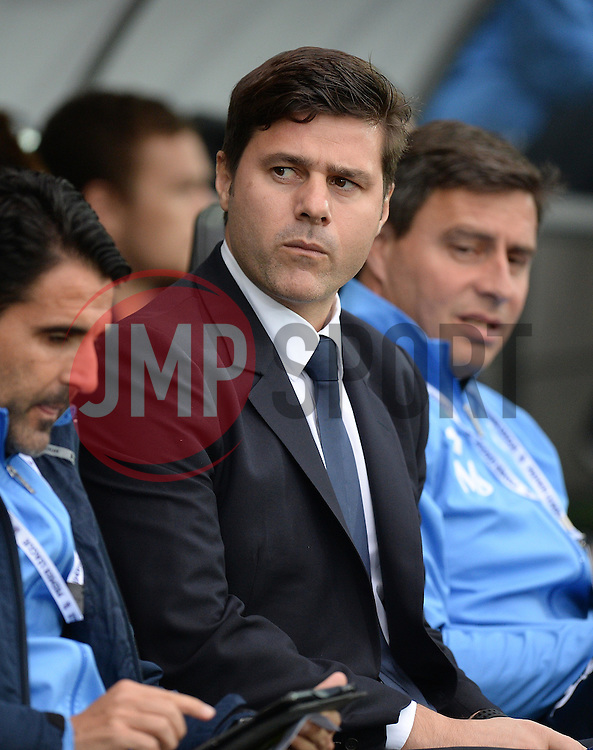 Tottenham Hotspur Manager Mauricio Pochettino - Mandatory byline: Alex James/JMP - 07966 386802 - 04/10/2015 - FOOTBALL - Liberty stadium - Swansea, England - Swansea City  v Tottenham hotspur - Barclays Premier League