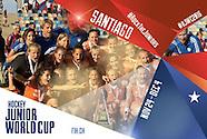 2016 Juniors World Cup women Santiago Chile
