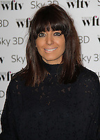 Claudia Winkleman Sky 3D Women in Film and TV Awards, Hilton Hotel, Park Lane, London, UK, 03 December 2010:  Contact: Ian@Piqtured.com +44(0)791 626 2580 (Picture by Richard Goldschmidt)