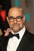 Stanley Tucci, EE British Academy Film Awards 2016 (BAFTAs), Royal Opera House, London UK, 14 February 2016, Photo by Richard Goldschmidt