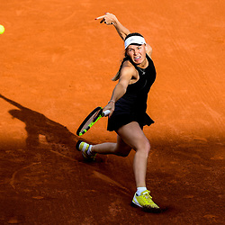 Caroline Wozniacki (Denmark) during Day 4 for the French Open 2018 on May 30, 2018 in Paris, France. (Photo by Anthony Dibon/Icon Sport)