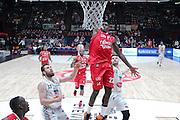Awudu Abass, EA7 Olimpia Milano vs Pasta Reggio Caserta - Lega Basket Serie A 2016/2017 - Mediolanum Forum Milano 30 ottobre 2016 - foto Ciamillo-Castoria