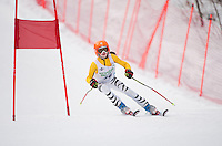 BWL at Gunstock J4 giant slalom   March 4, 2012.