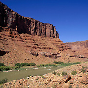 Colorado River, North of Moab, Utah