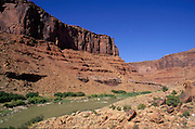 Colorado River, North of Moab, Utah