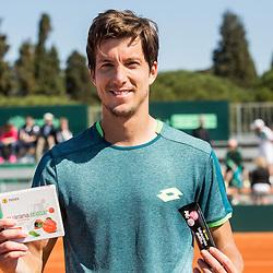 20180408: SLO, Tennis - David Cup Slovenia vs Turkey, Marketing