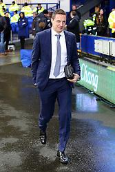 Everton's Phil Jagielka arrives at Goodison Park - Mandatory byline: Matt McNulty/JMP - 07966 386802 - 03/01/2016 - FOOTBALL - Goodison Park - Liverpool, England - Everton v Tottenham Hotspur - Barclays Premier League