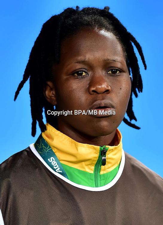 Fifa Woman's Tournament - Olympic Games Rio 2016 -  <br /> Zimbabwe National Team - <br /> Chido DZINGIRAI