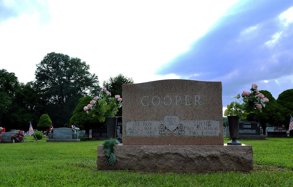 Morrow Cemetery, Morrow Ohio