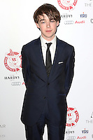Alex Lawther, London Critics Circle Film Awards, May Fair Hotel, London UK, 18 January 2015, Photo by Richard Goldschmidt