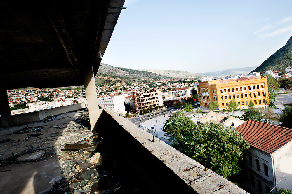 Mostar, Bosnia-Erzegovina, 2012