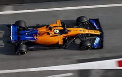 February 19, 2019 - Barcelona, Spain - Motorsports: FIA Formula One World Championship 2019, Test in Barcelona, , #4 Lando Norris (GBR Team McLaren) (Credit Image: © Hoch Zwei via ZUMA Wire)