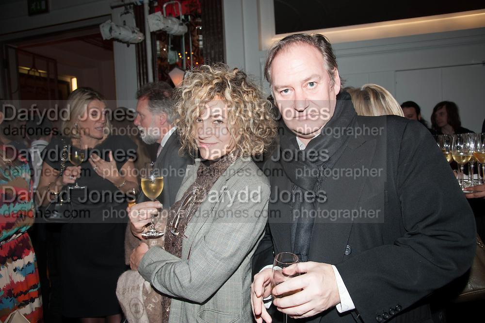 Desiree Mejer; James Birch, The Veuve Clicquot Business Woman Of The Year Award, celebrating women's excellence in business and commitment to sustainability. Claridge's, Brook Street, London, 22 April 2013