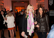 MELISSA ODABASH; JASMINE LEHAL, The Veuve Clicquot Businesswoman of the Year  Award. Claridge's, London.  March 28 2011. ,-DO NOT ARCHIVE-© Copyright Photograph by Dafydd Jones. 248 Clapham Rd. London SW9 0PZ. Tel 0207 820 0771. www.dafjones.com.