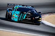 September 13-15, 2019: Lamborghini Super Trofeo, Laguna Seca. 6 Steven Aghakhani, US RaceTronics, Lamborghini Huracan Super Trofeo EVO