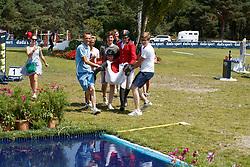 Morssinkhof Simon, BEL<br /> European Championship Children, Juniors, Young Riders - Fontainebleau 1028<br /> © Hippo Foto - Monique de Smit<br /> Morssinkhof Simon, BEL