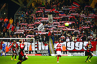 Supporters de Reims - 07.12.2014 - Reims / Guingamp - 17eme journee de Ligue 1 -<br /> Photo : Dave Winter / Icon Sport