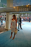 "Rebecca Loos. The UK Premiere of ""The Island"" at the Odeon Leicester Square, London. 7 August 2005. , ONE TIME USE ONLY - DO NOT ARCHIVE  © Copyright Photograph by Dafydd Jones 66 Stockwell Park Rd. London SW9 0DA Tel 020 7733 0108 www.dafjones.com"