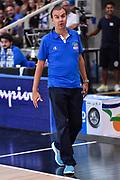 DESCRIZIONE : Trento Nazionale Italia Maschile Trentino Basket Cup Italia Paesi Bassi Italy Netherlands <br /> GIOCATORE : Simone Pianigiani<br /> CATEGORIA : Allenatore Coach<br /> SQUADRA : Italia Italy<br /> EVENTO : Trentino Basket Cup<br /> GARA : Italia Paesi Bassi Italy Netherlands<br /> DATA : 30/07/2015<br /> SPORT : Pallacanestro<br /> AUTORE : Agenzia Ciamillo-Castoria/GiulioCiamillo<br /> Galleria : FIP Nazionali 2015<br /> Fotonotizia : Trento Nazionale Italia Uomini Trentino Basket Cup Italia Paesi Bassi Italy Netherlands