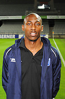 Livio NABAB - 31.10.2014 - Auxerre / Brest - 13eme journee Ligue 2<br />
